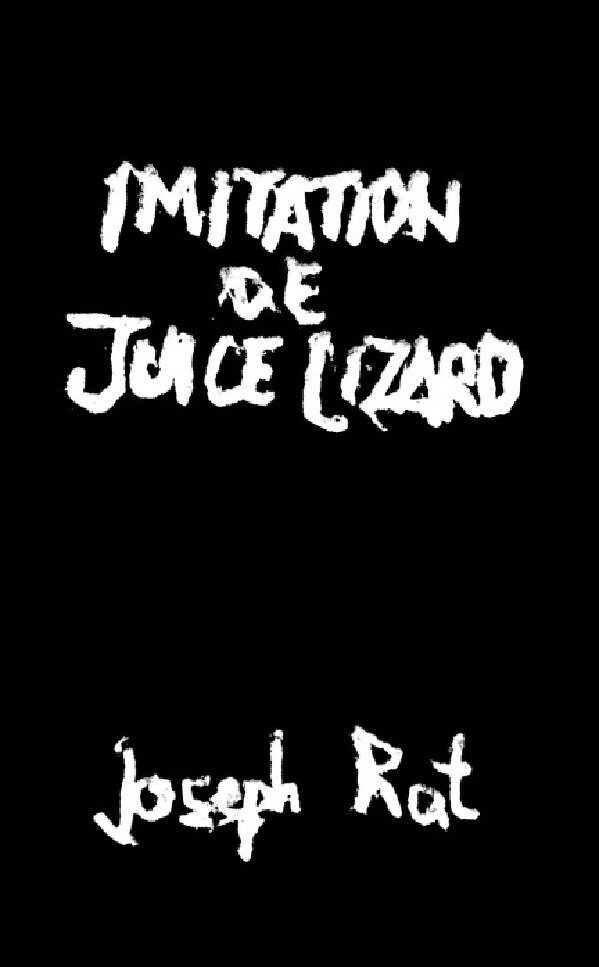 Imitation couverture recto