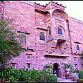 7- jodhpur ou la ville bleue