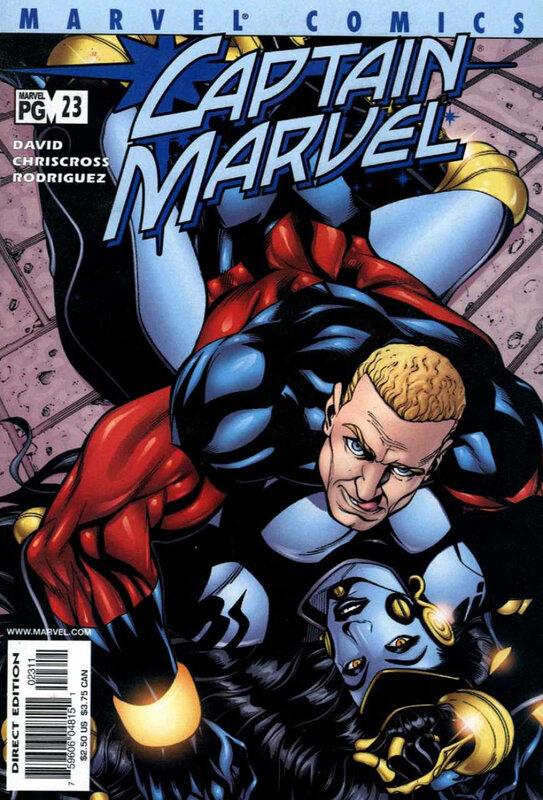 captain marvel 2000 23