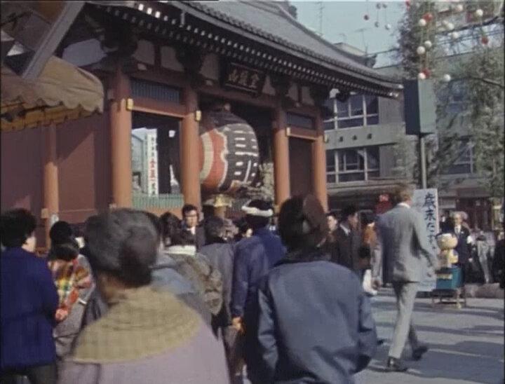 Canalblog Japon Drama Les Globes Trotters 1966 Episode 13 Tôkyô35