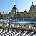 les bains Szechenyi