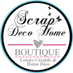 Logo Scrap Déco Home