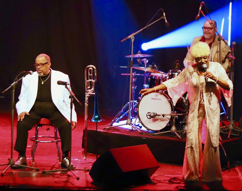 FESTIVAL JAZZ 2019 FRED WESLEY duo