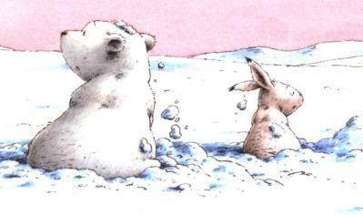 D fi 13 il fait beau - Plume le petit ours polaire ...