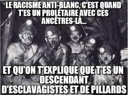 racisme humour cran ccif esclavage gauchiotte bobo