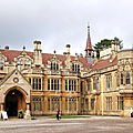 Tyntesfield - north somerset - royaume-uni