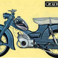 Catalogue zündapp 1967/france- suite