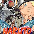 Naruto, tome 56 : l'equipe d'asuma de nouveau réunie de masashi kishimoto