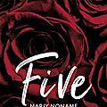 [chronique] five de marjy noname