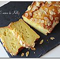 Cake orange, amande et ricotta