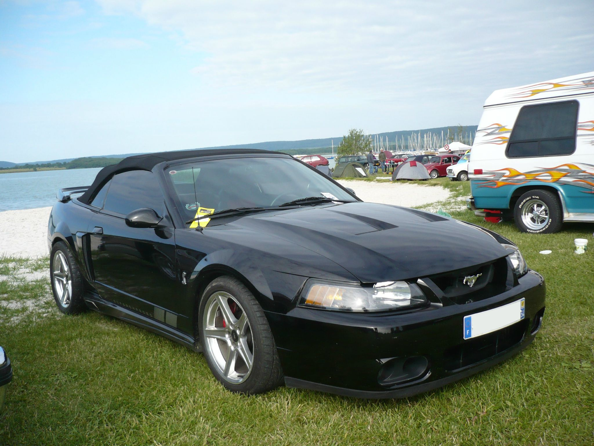 FORD Mustang SVT Cobra Supercharged 2door convertible Madine (1)