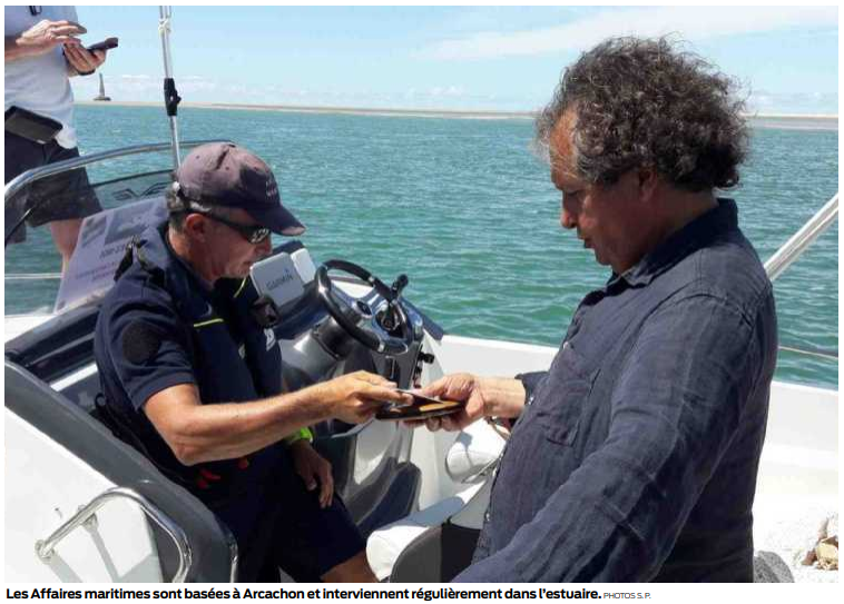 sécurité en mer