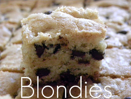 blondies