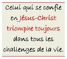 le fidèle de Jésus gagne toujours