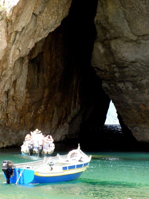Dwejra - Inland sea
