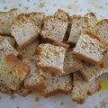Cake thon surimi