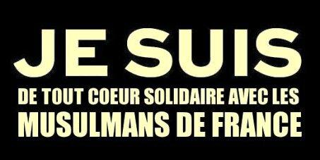 solidaires des musulmans