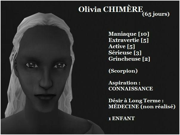 Olivia CHIMERE