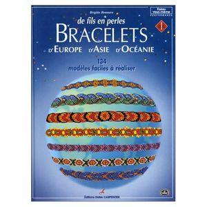bracelet d'europe, d'Asie et d'océanie N°1
