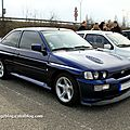 Ford escort RS cosworth (1992-1996)(Rencard Vigie mars 2011) 01