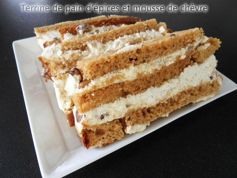 terrine pain d'épices mousse de chèvre3