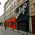 Instantané rue de Lappe.