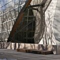 La Fondation Louis Vuitton pour la Création.