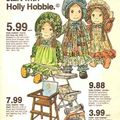 Holly hobbie, heather & amy.