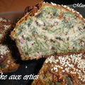 Cake aux orties