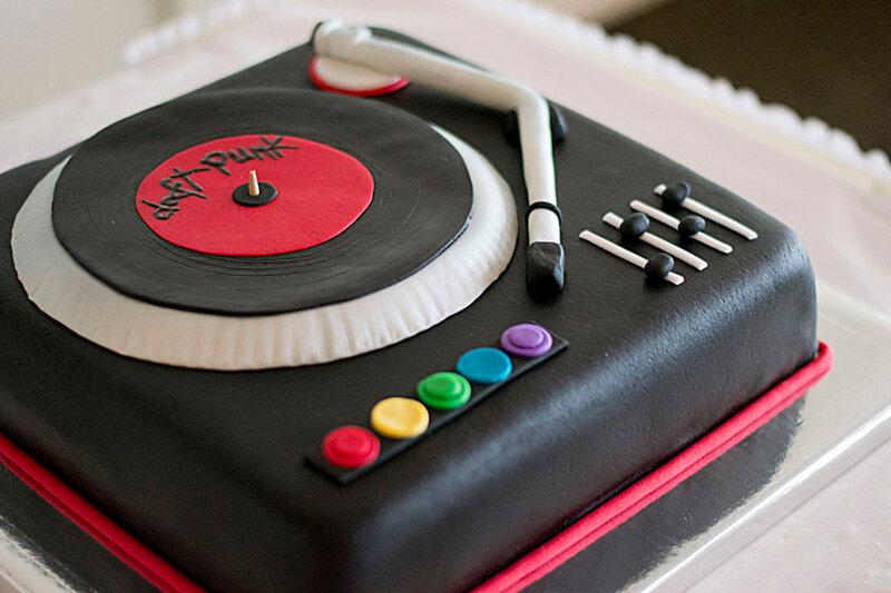 Daft Cake