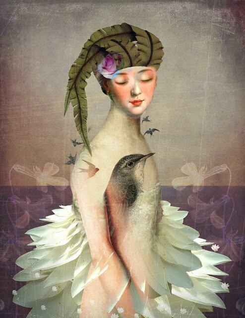 Catrin Welz-Stein - German Surrealist Graphic Designer - Tutt'Art@ (1)