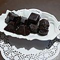Mes chocolats de noël sont faits!!!!