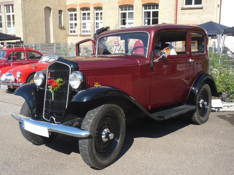 OPEL P4 Spezial 1935 Schramberg (1)