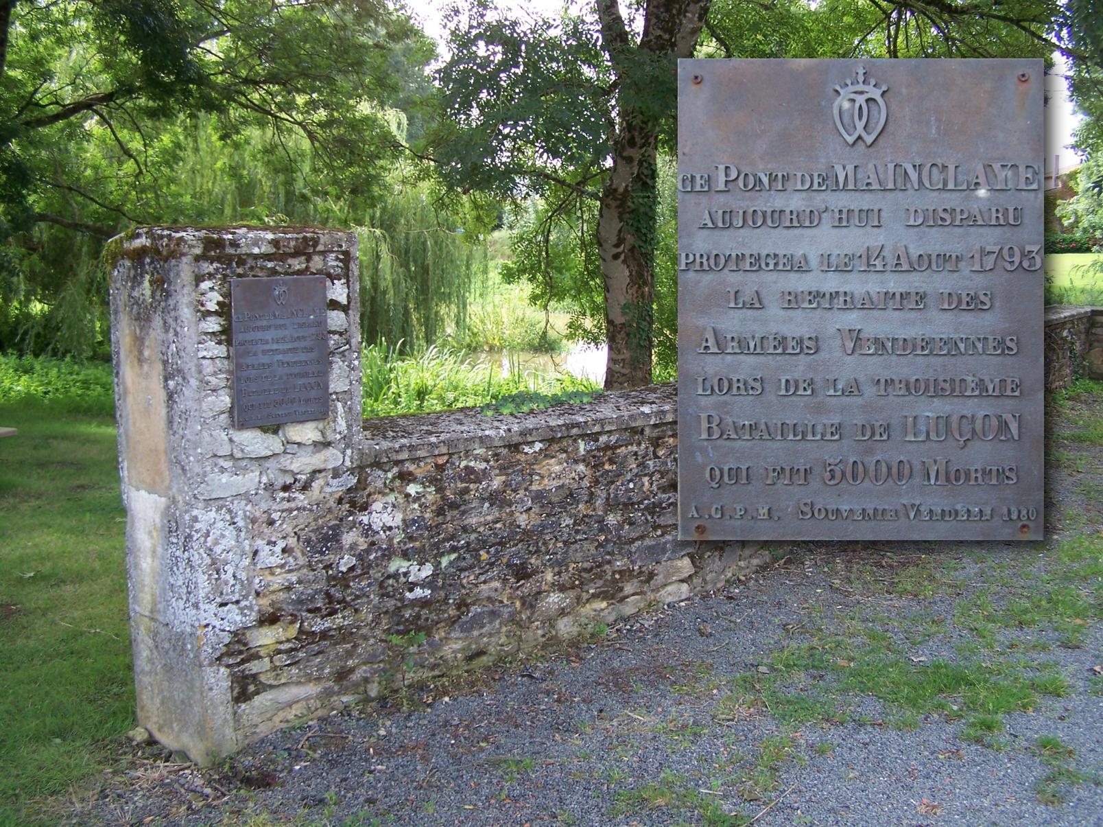 Bessay (85) – Pont de Mainclaye (1980)