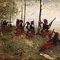 Hyon, zouaves pendant la guerre de 1870