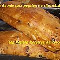 Tour en cuisine # 333 : pain de mie brioché aux pépites de chocolat