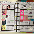 Déco mini happy planner me and my big ideas