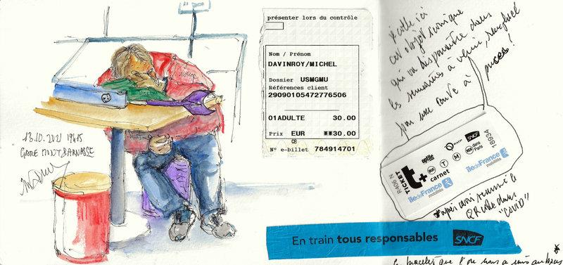 CFPV 2021 Gare Montparnasse