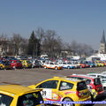 2009: Rallye Epernay-Vins de Champagne/Parc Fermé