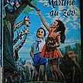 Martine au zoo 1963