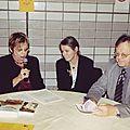 Café littéraire avec Elise Fischer