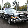 Cadillac fleetwood series 75 4door sedan 1976