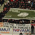 [photos tribunes] nancy - psg, saison 2012/13