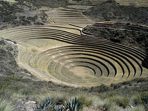 MORAY : site inca