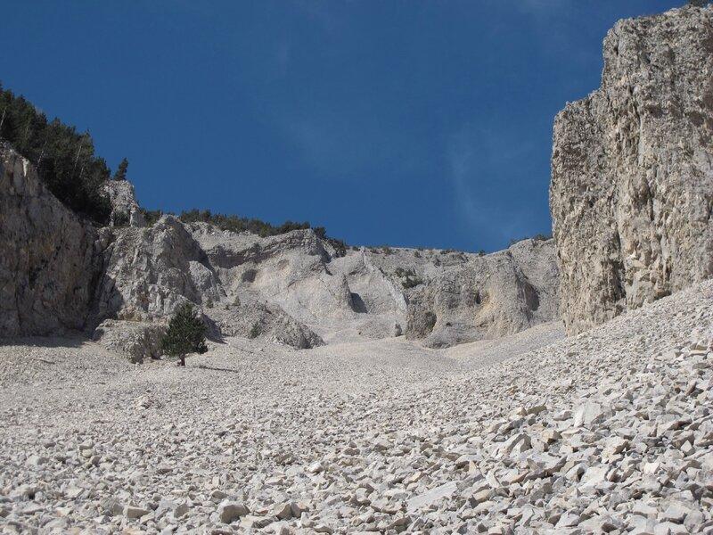 Combe de Fonfiole, Mont Ventoux