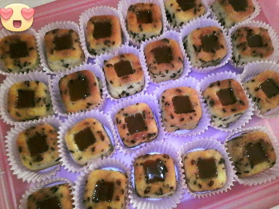 Petits tigrés au caramel beurre salé