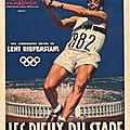 Les dieux du stade - 1938 (les premiers jeux olympiques de l'ère moderne)