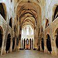 Calme et sérénité à l' abbaye de valmagne