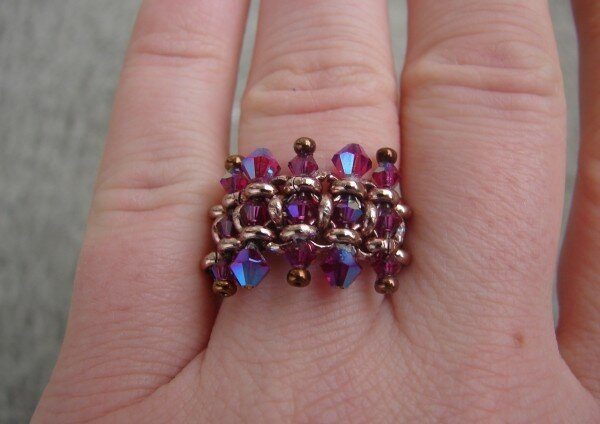 bague chaine