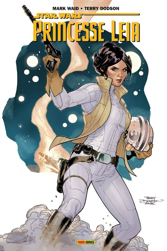 100% star wars princesse leia
